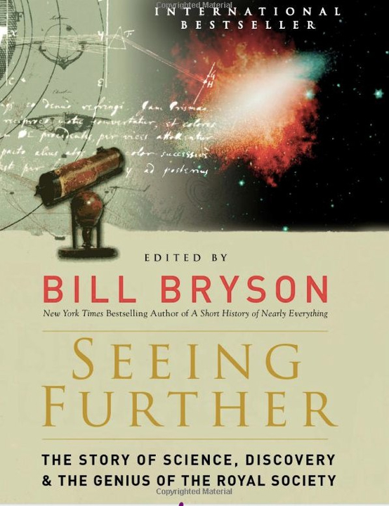 Seeing Further_ The Story of Science, Discovery, and the Genius of the Royal Society (9780061999772)_ Bill Bryson_ Books